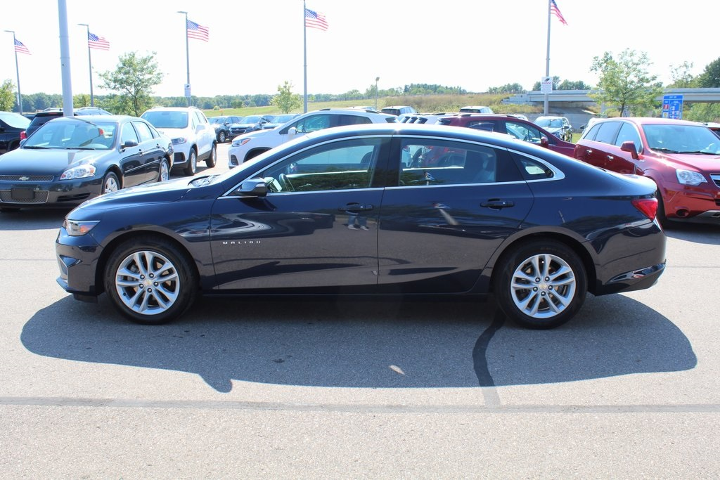 Certified Pre-Owned 2016 Chevrolet Malibu LT 1LT