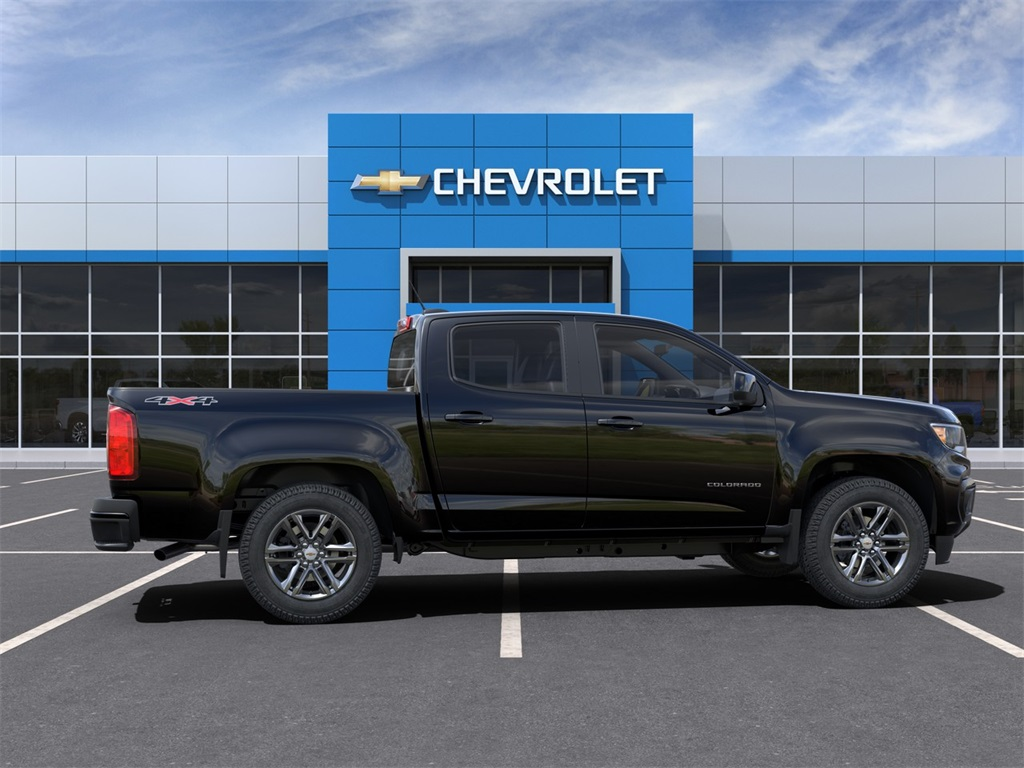 New 2021 Chevrolet Colorado Work Truck