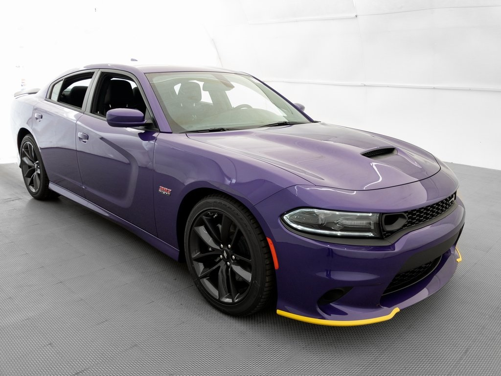 New 2019 Dodge Charger R/T Scat Pack RWD 4D Sedan