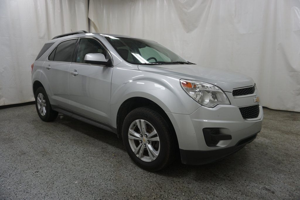 Pre-Owned 2011 Chevrolet Equinox LT 1LT