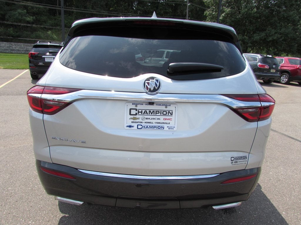 New 2020 Buick Enclave Essence Demo