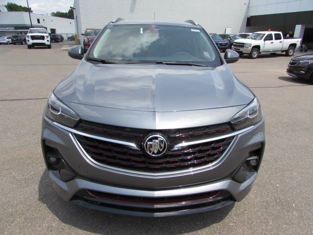 New 2020 Buick Encore GX Essence