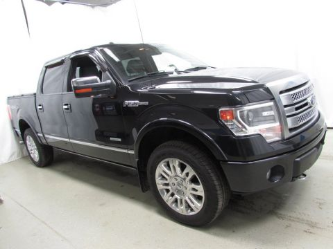 Pre-Owned 2013 Ford F-150 Platinum