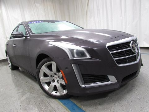 Pre-Owned 2014 Cadillac CTS 2.0L Turbo Premium