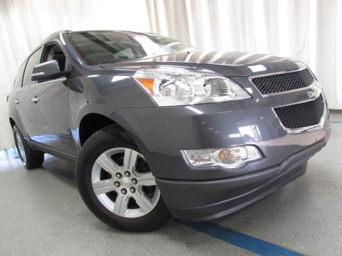 Pre-Owned 2011 Chevrolet Traverse LT 1LT