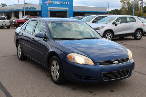 Pre-Owned 2006 Chevrolet Impala LT